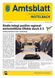 Amtsblatt BH Mistelbach