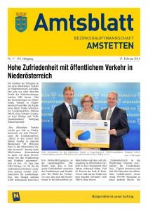 Amtsblatt BH Amstetten