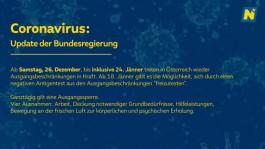 Neue Maßnahmen der Bundesregierung zur Eindämmung des Coronavirus